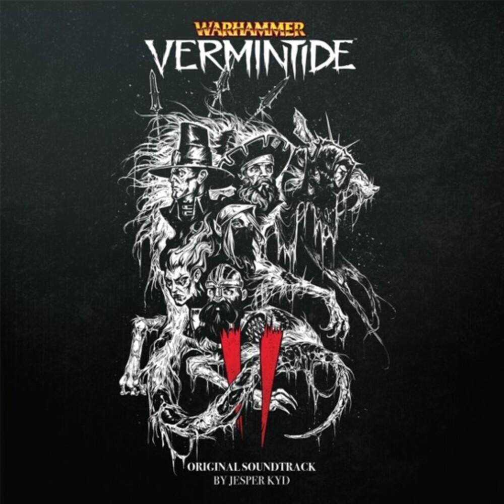 Jesper Kyd - Vermintide 2 (Original Soundtrack)