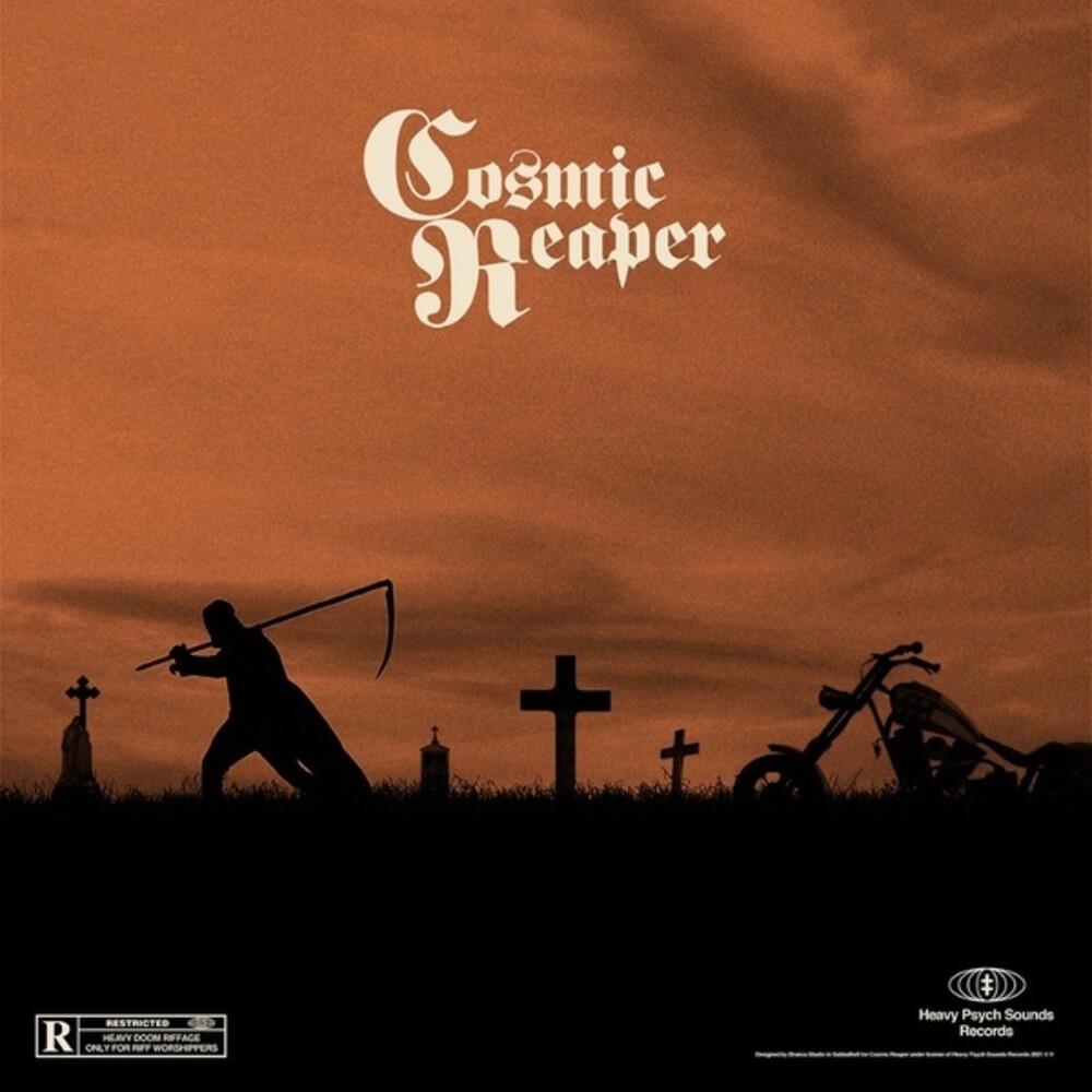 Cosmic Reaper - Cosmic Reaper (Blk) [Colored Vinyl] (Grn)