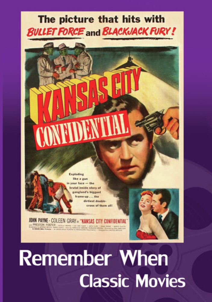 Kansas City Confidential - Kansas City Confidential / (Mod Dol)