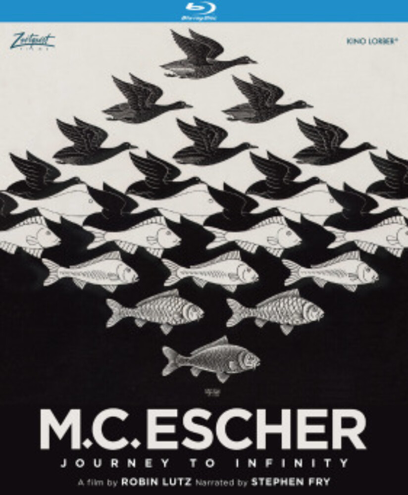 M.C. Escher: Journey to Infinity (2020) - M.C. Escher: Journey to Infinity