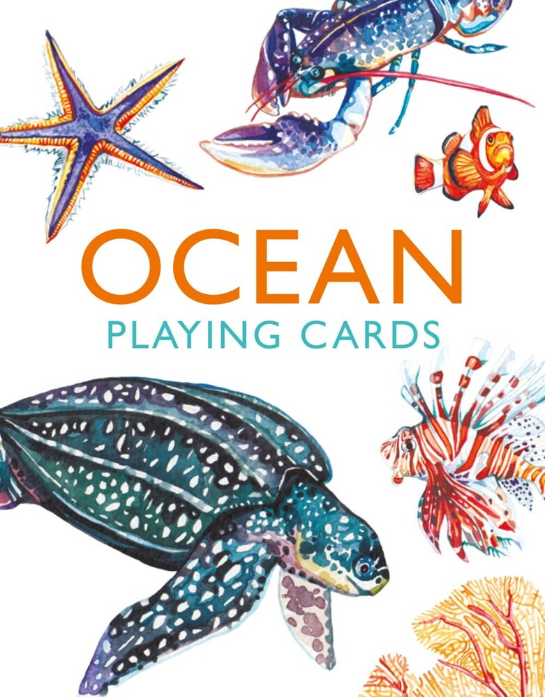 - Ocean Playing Cards