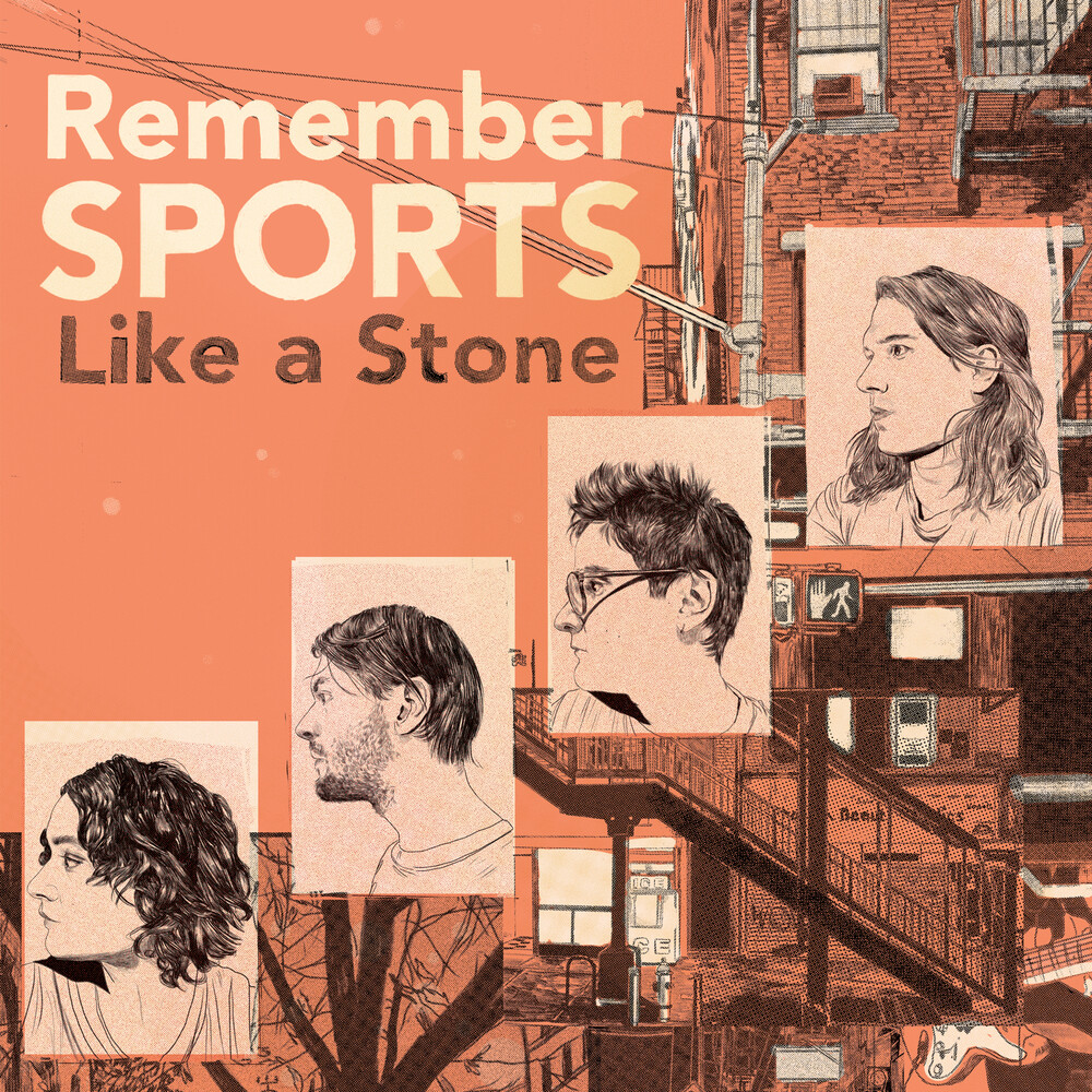 Remember Sports - Like A Stone [Indie Exclusive]