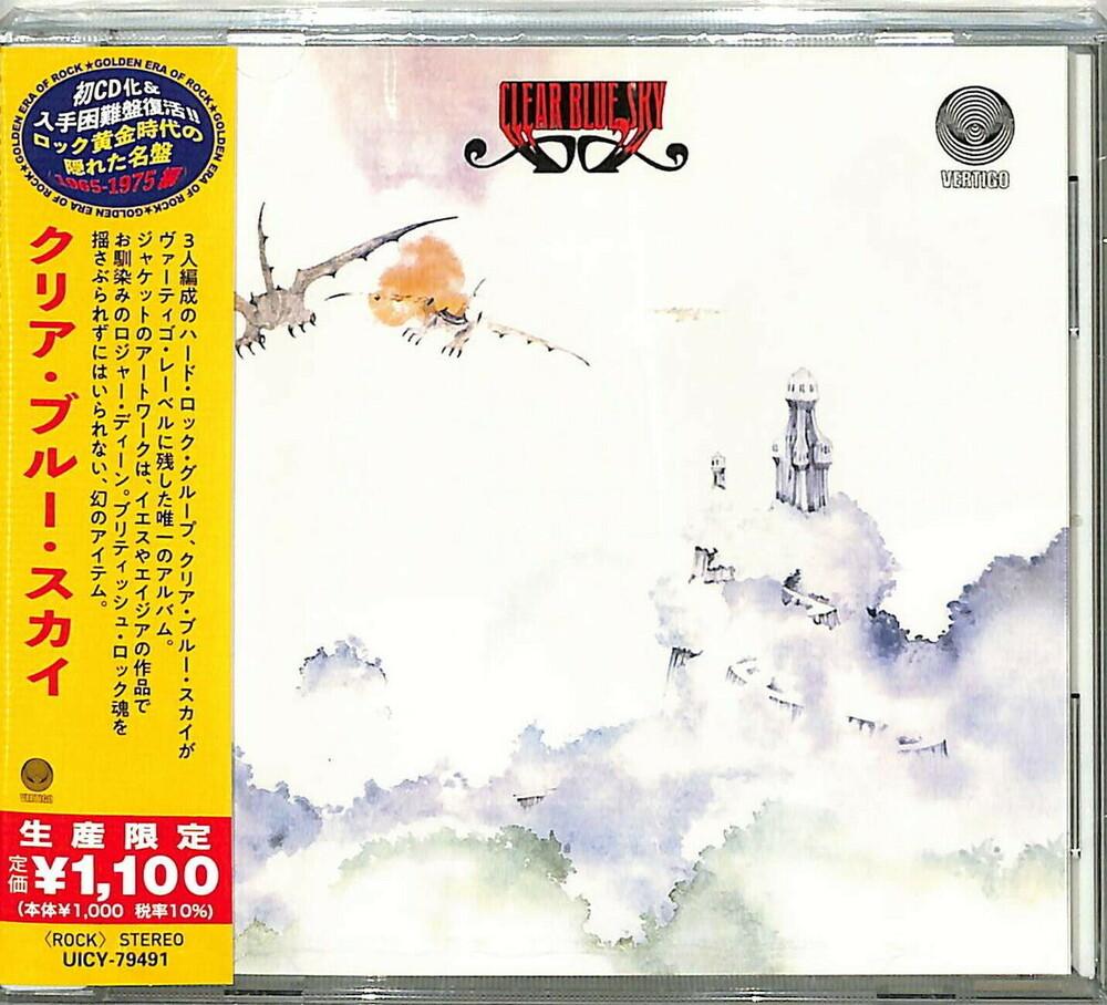 Clear Blue Sky - Clear Blue Sky [Reissue] (Jpn)