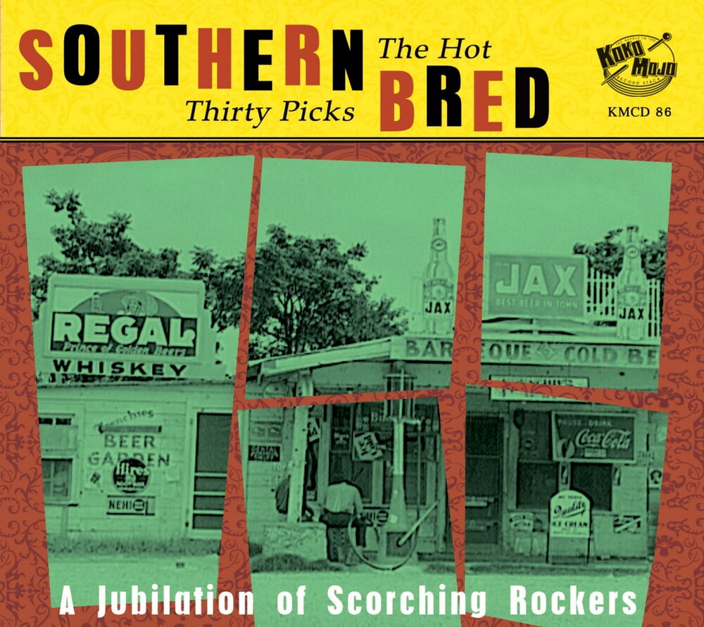 Southern Bred R&B Rockers: Hot Thirty Picks / Var - Southern Bred R&b Rockers: Hot Thirty Picks (Various Artists)