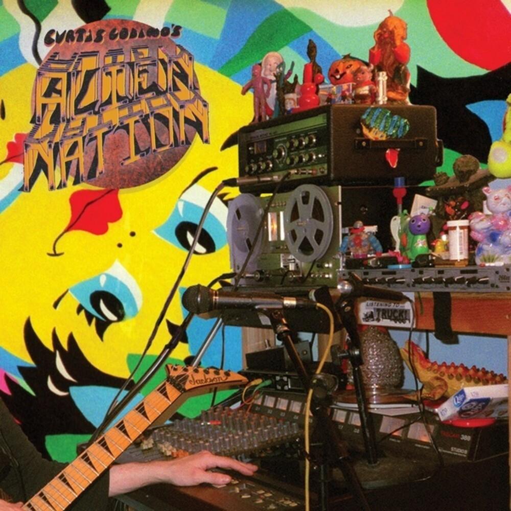 Curtis Godino - Alien Nation