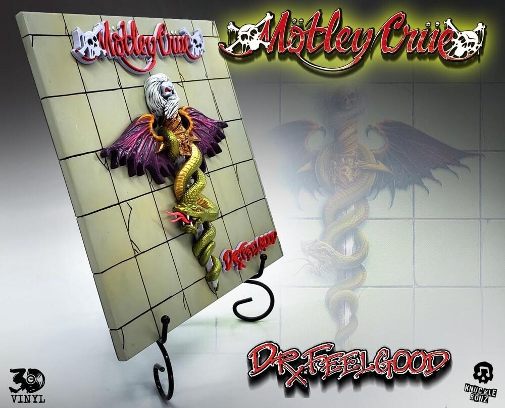 - Knucklebonz - Motley Crue (Dr. Feelgood) 3D Vinyl