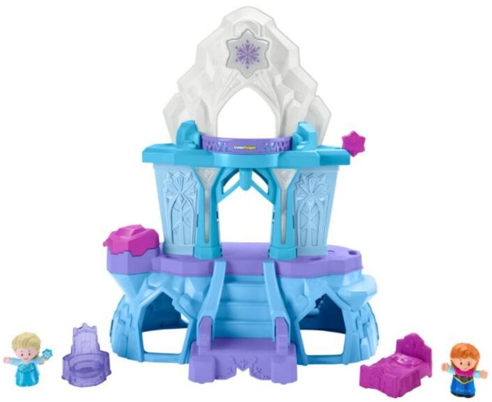 Little People - Fisher Price - Little People Deluxe Frozen Castle (Disney)