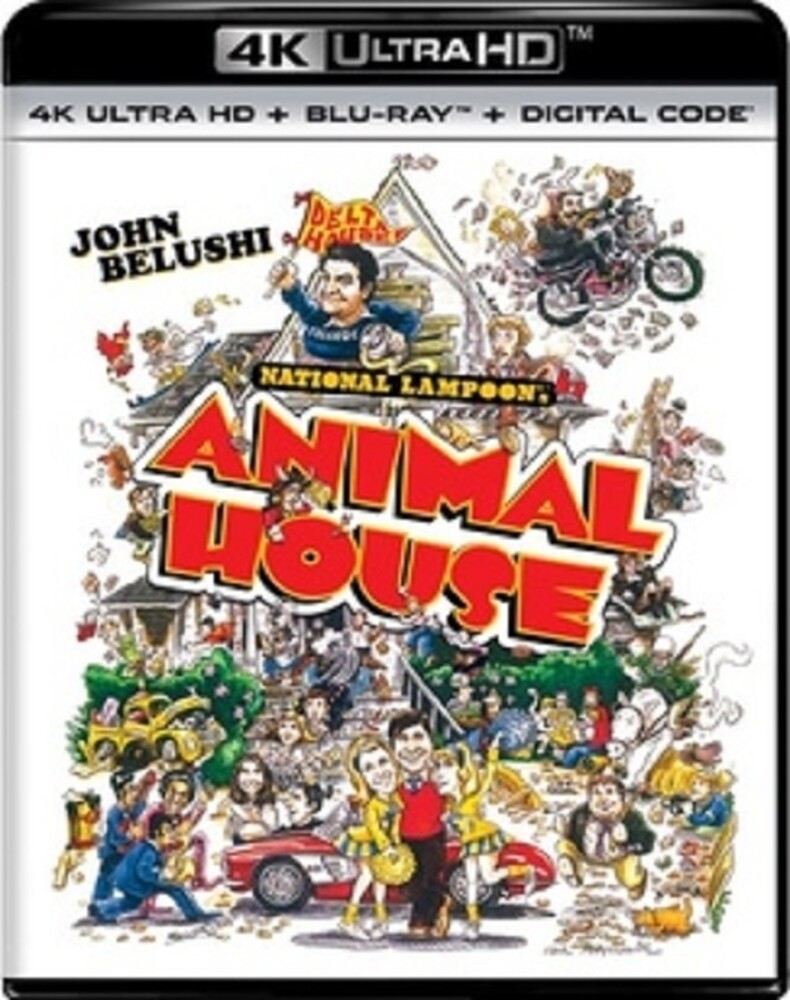 - National Lampoon's Animal House