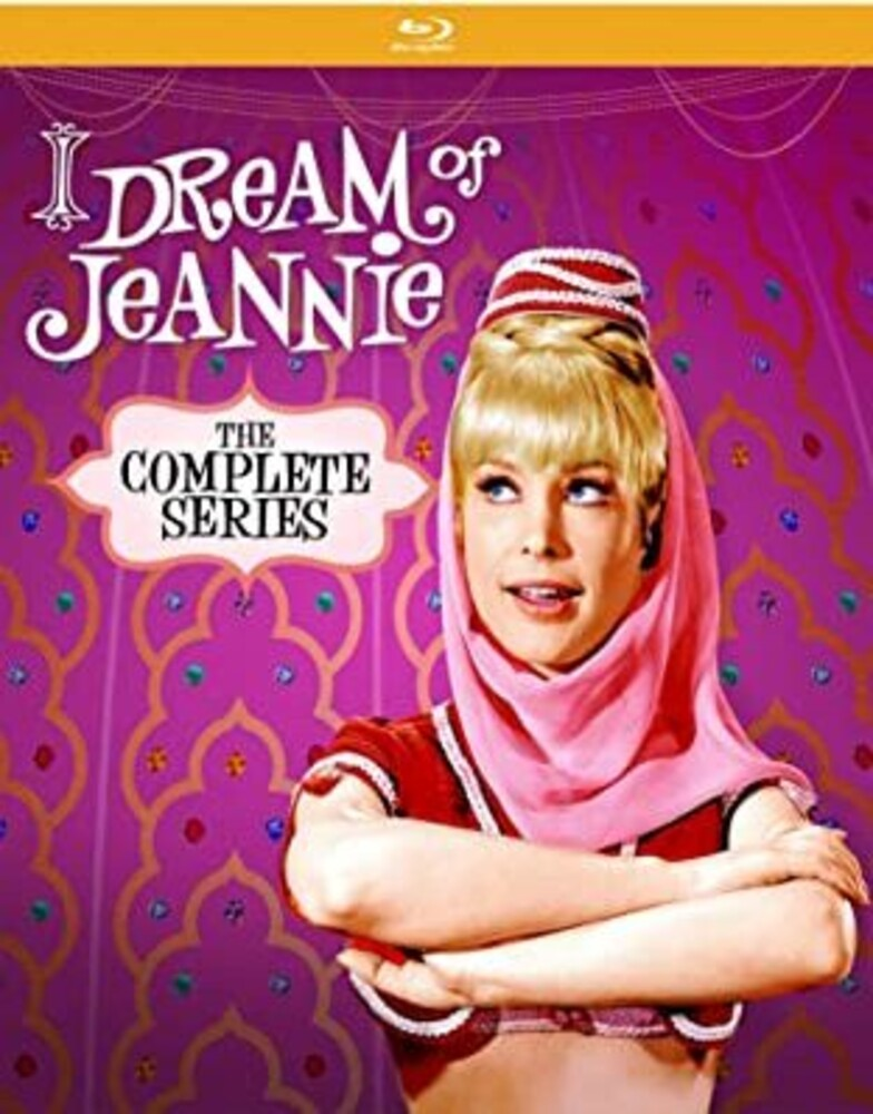 - Dream Of Jeannie, I - The Complete Series Bd