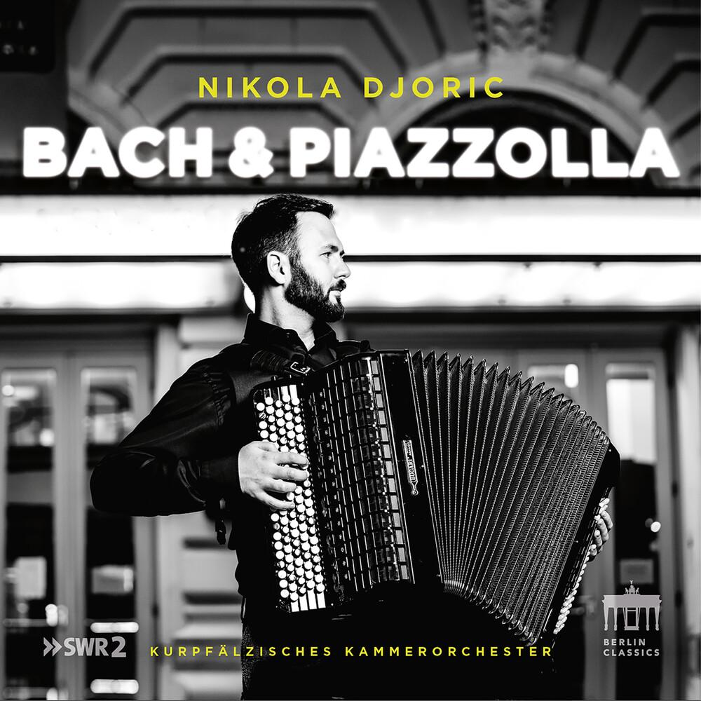 Piazzolla / Kurpfalzisches Kammerorchester - Accordian Works