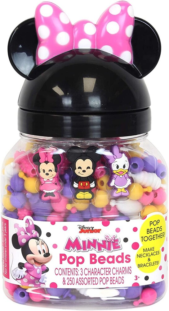 - Tara Toys - Minnie Mouse Pop Beads (Disney)