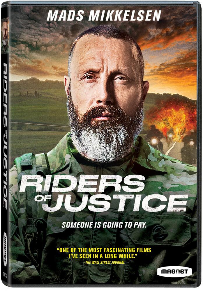Riders of Justice DVD - Riders Of Justice Dvd / (Dub)