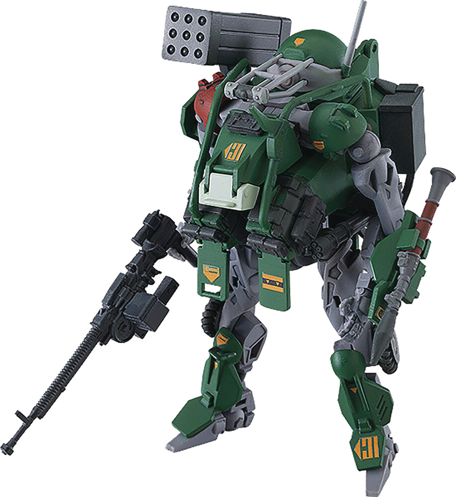 - Obsolete Moderoid Rsc Armored Trooper Exoframe 1/3