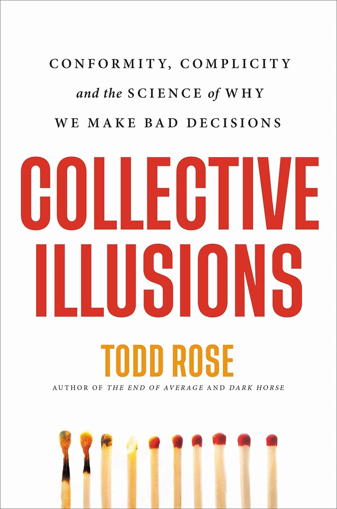 Todd Rose - Collective Illusions (Hcvr)
