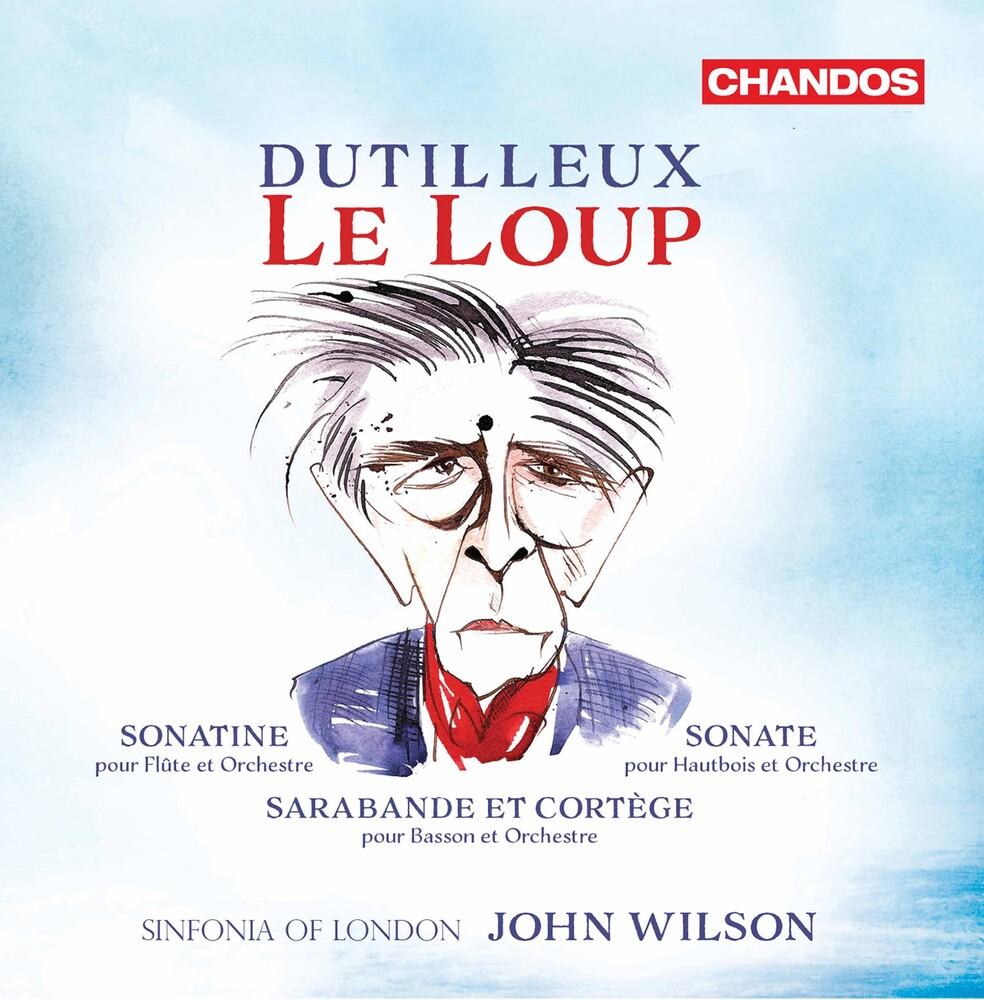 Dutilleux / Walker / Wilson - Le Loup (Hybr)