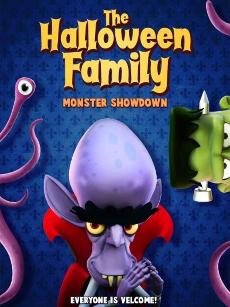 Lanny Norris - The Halloween Family: Monster Showdown
