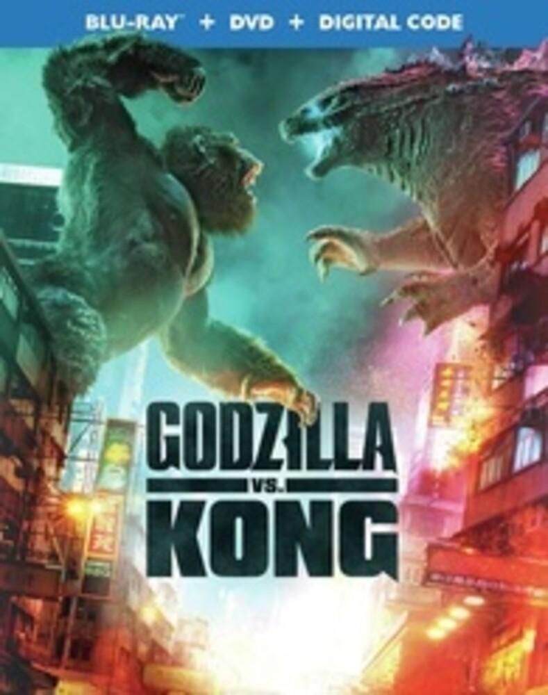 - Godzilla Vs Kong (2pc) (W/Dvd) / (Digc)