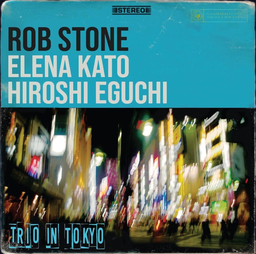 Rob Stone - Trio In Tokyo