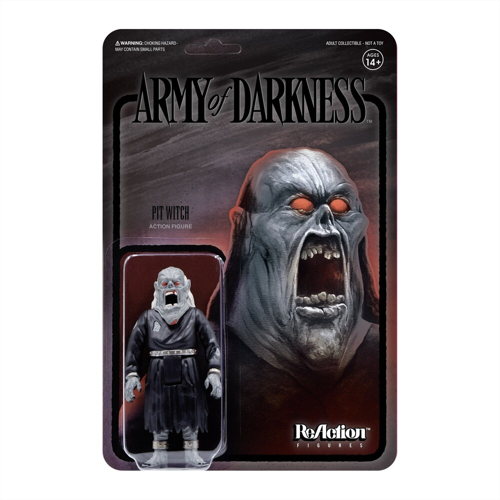 - Army Of Darkness Wave 2 - Pit Witch (Midnight)