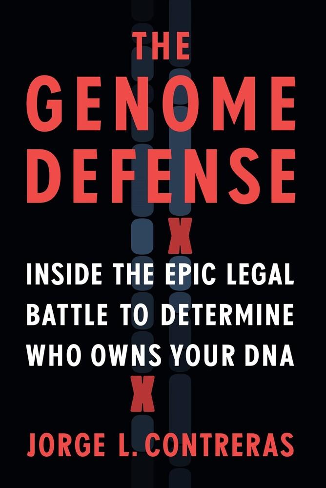 Jorge Contreras  L - Genome Defense (Hcvr)