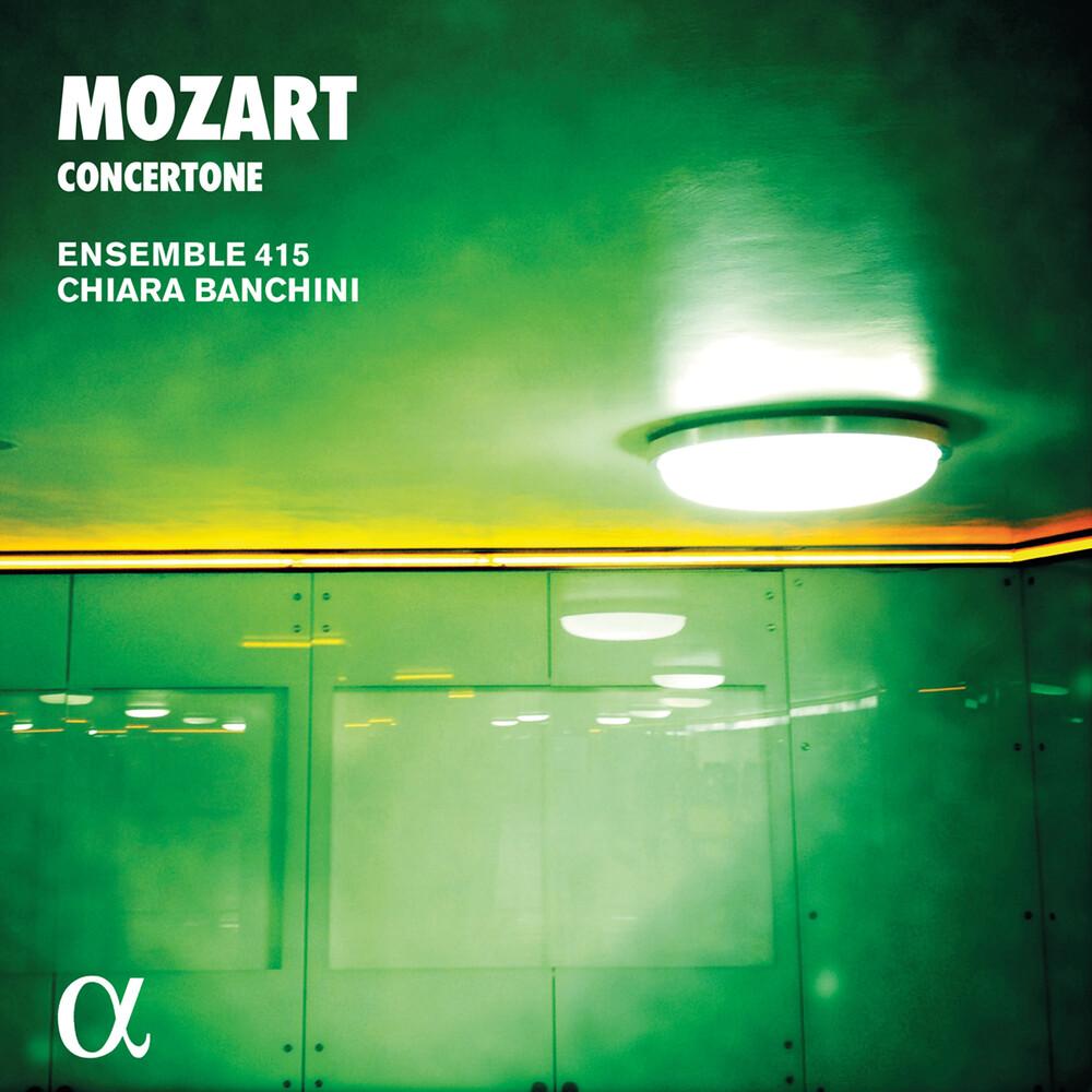 Mozart / Ensemble 415 / Banchini - Concertone
