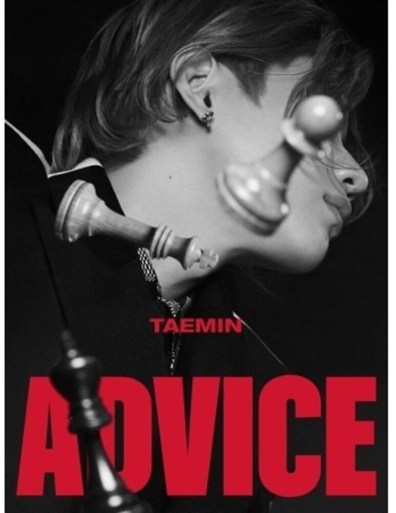 Taemin - Advice (Post) (Pcrd) (Phob) (Phot) (Asia)