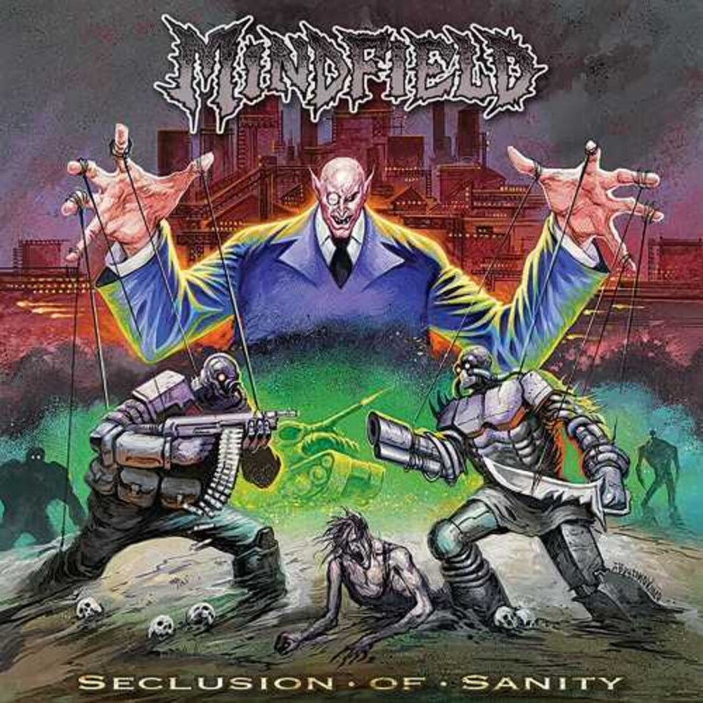 Mindfield - Seclusion Of Sanity