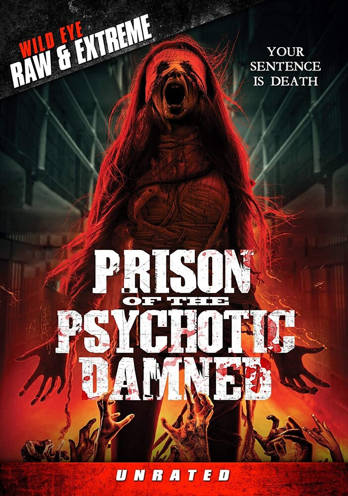 Prison Of The Psychotic Damned - Prison Of The Psychotic Damned