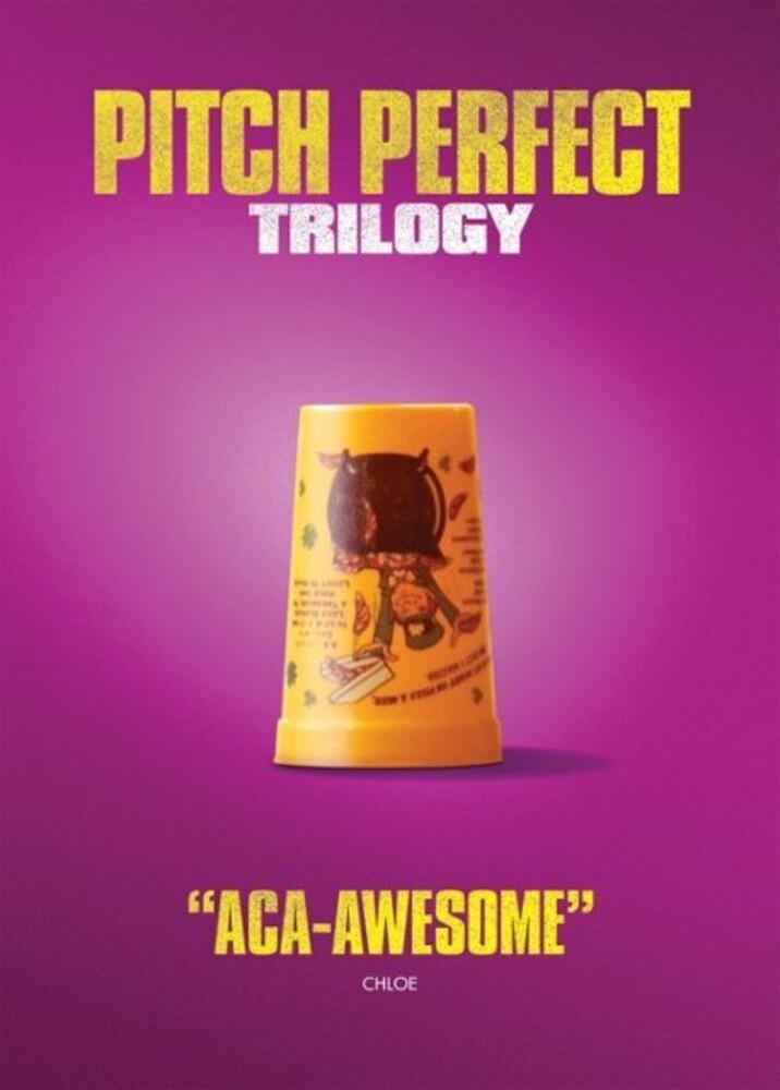 - Pitch Perfect Trilogy (3pc) / (3pk)