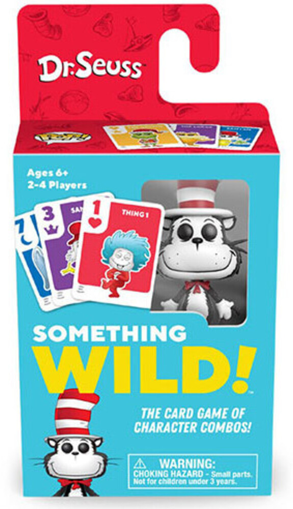 - Something Wild:Dr. Seuss-Cat In The Hat (Vfig)