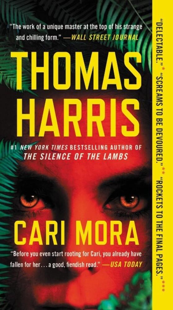 Thomas Harris - Cari Mora (Msmk)