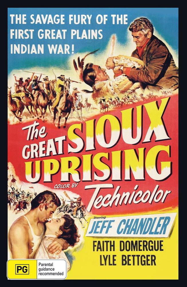 Great Sioux Uprising - Great Sioux Uprising / (Aus Ntr0)