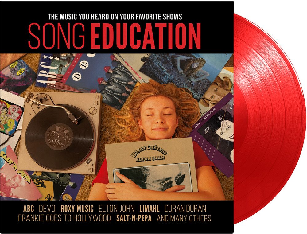 Various Artists - Song Education / Various