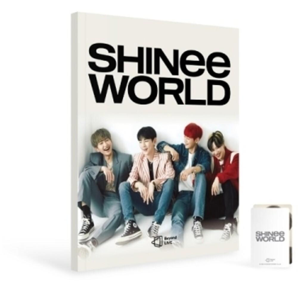 Shinee - Beyond Live Brochure - Shinee: Shinee World (Phot)