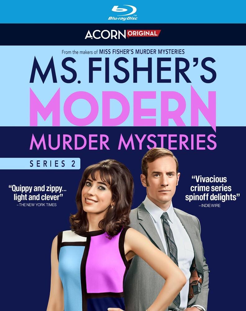 Ms Fisher's Modern Murder Mysteries Series 2 Bd - Ms Fisher's Modern Murder Mysteries Series 2 Bd