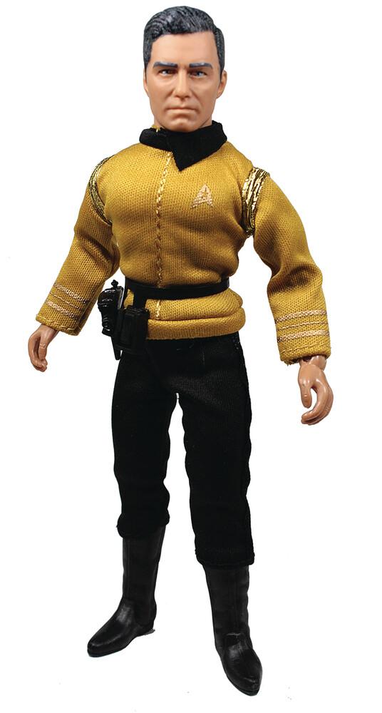 - Mego Sci-Fi Star Trek Tos Captain Pike 8in Af