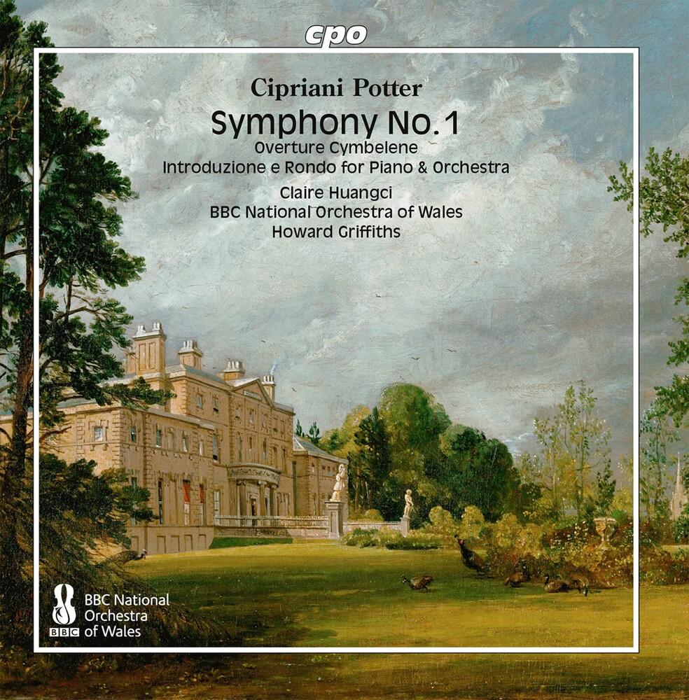 Potter / Huangci / Griffiths - Symphony 1