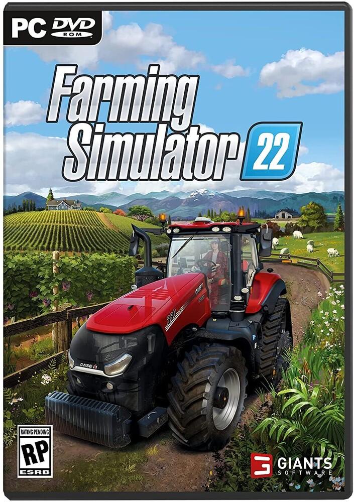 PC Farming Simulator 22 - Pc Farming Simulator 22 (Pc)