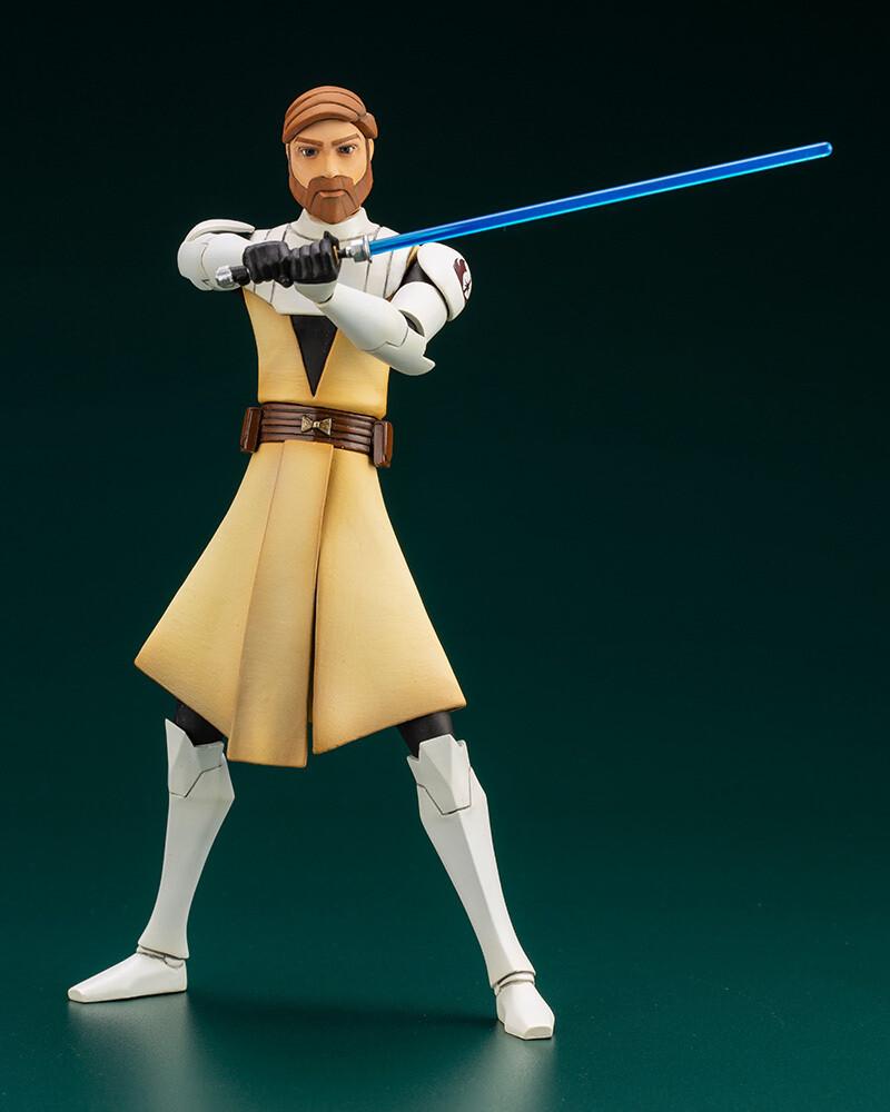 - Star Wars: The Clone Wars - Artfx+ Obi Wan Kenobi