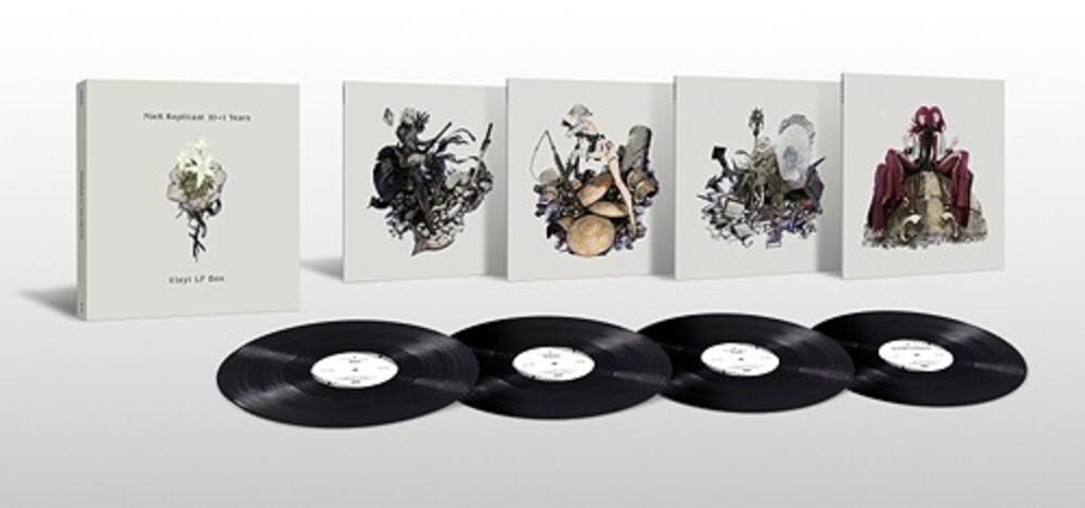Game Music (Box) (Ltd) (Jpn) - Nier Replicant - 10+1 Years / O.S.T. (Box) [Limited Edition]