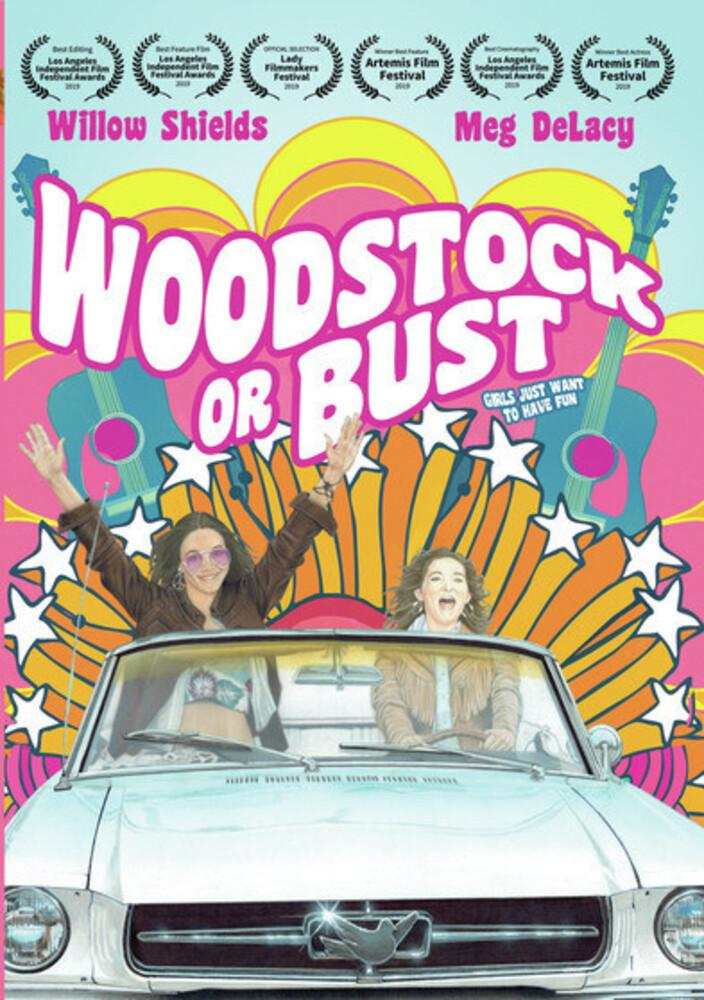 Woodstock or Bust - Woodstock Or Bust / (Mod Ac3)