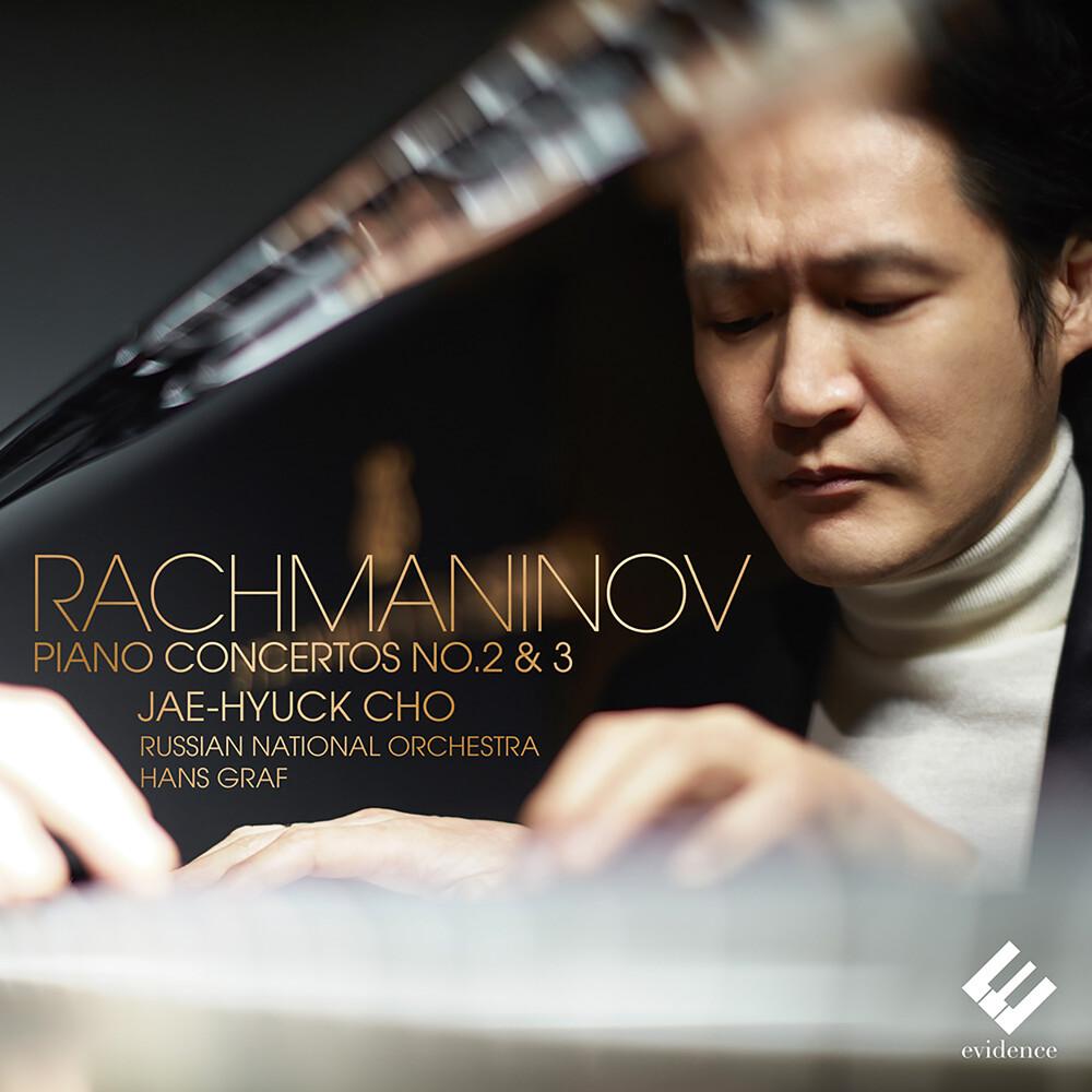 Jae Cho -Hyuck - Rachmaninov: Piano Concertos Nos. 2 & 3
