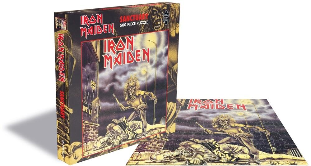 Iron Maiden Sanctuary (500 Piece Jigsaw Puzzle) - Iron Maiden Sanctuary (500 Piece Jigsaw Puzzle)