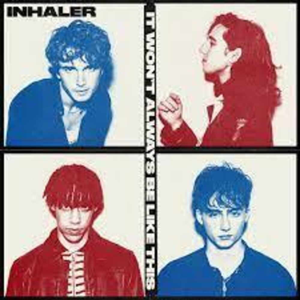 Inhaler - It Won't Always Be Like This [Limited Edition] [With Booklet] (Auto)