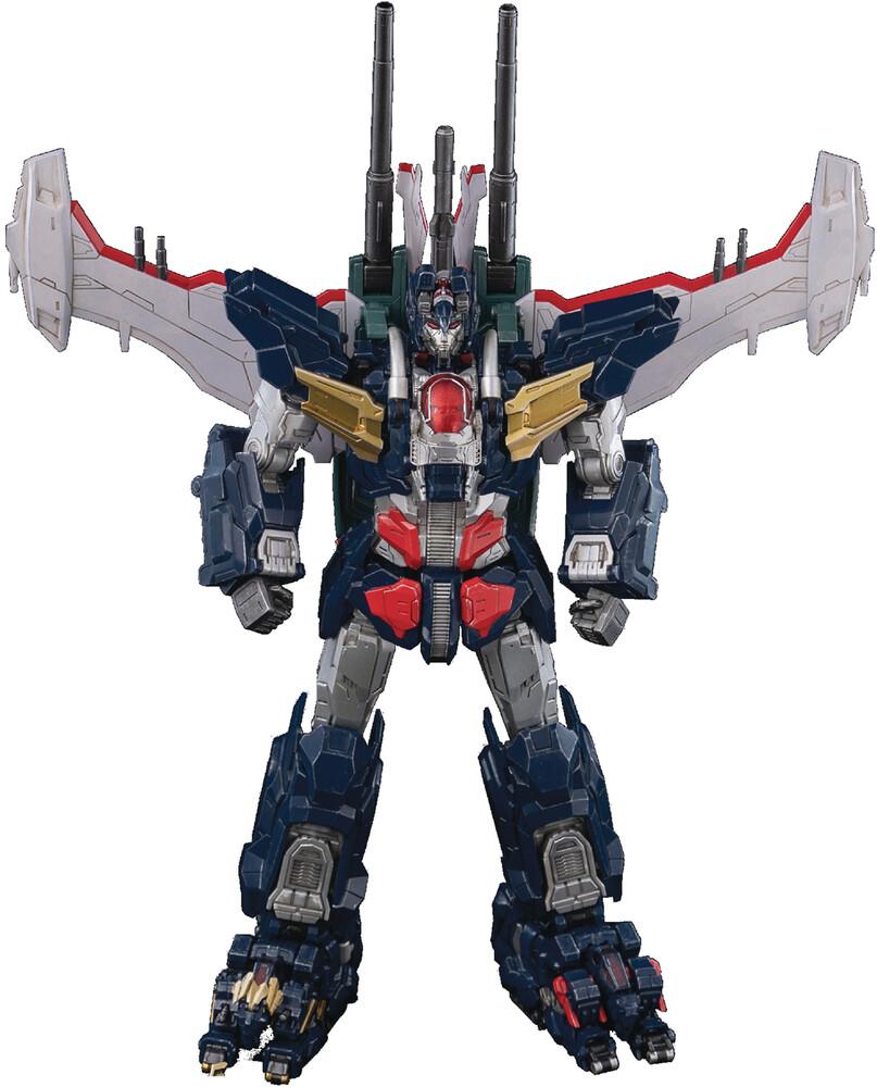 THREEZERO - Robo-Dou Dancouga Kelvin Sau Redesign Articulated