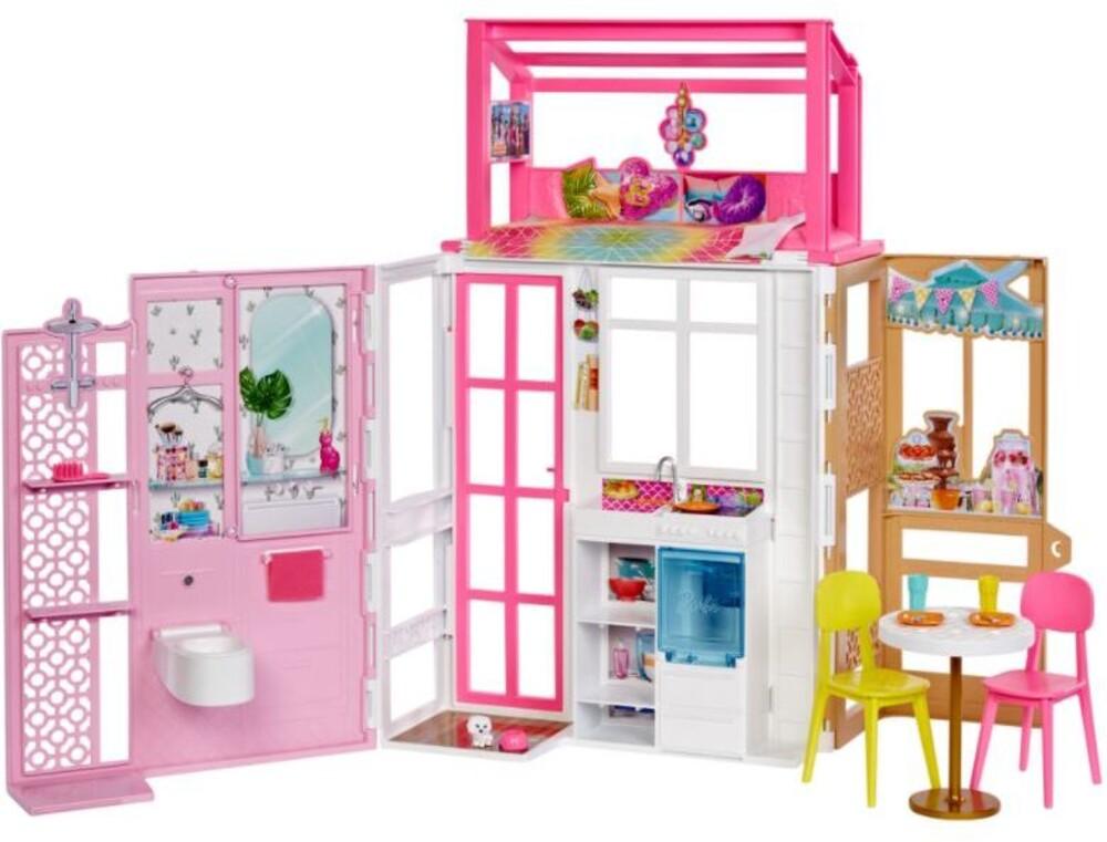Barbie - Barbie House (Papd)