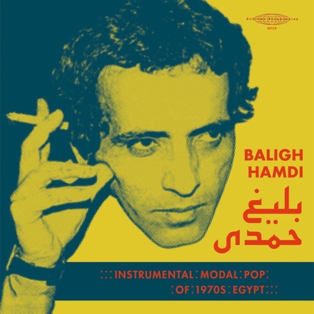 Baligh Hamdi - Modal Instrumental Pop Of 1970s Egypt (2pk)