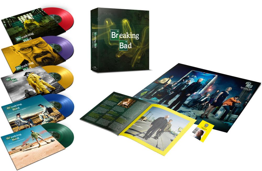Breaking Bad (Music From the Original TV Series) - Breaking Bad (Music From The Original TV Series)