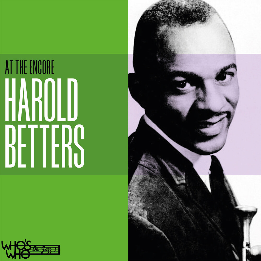 Harold Betters - At The Encore (Mod)