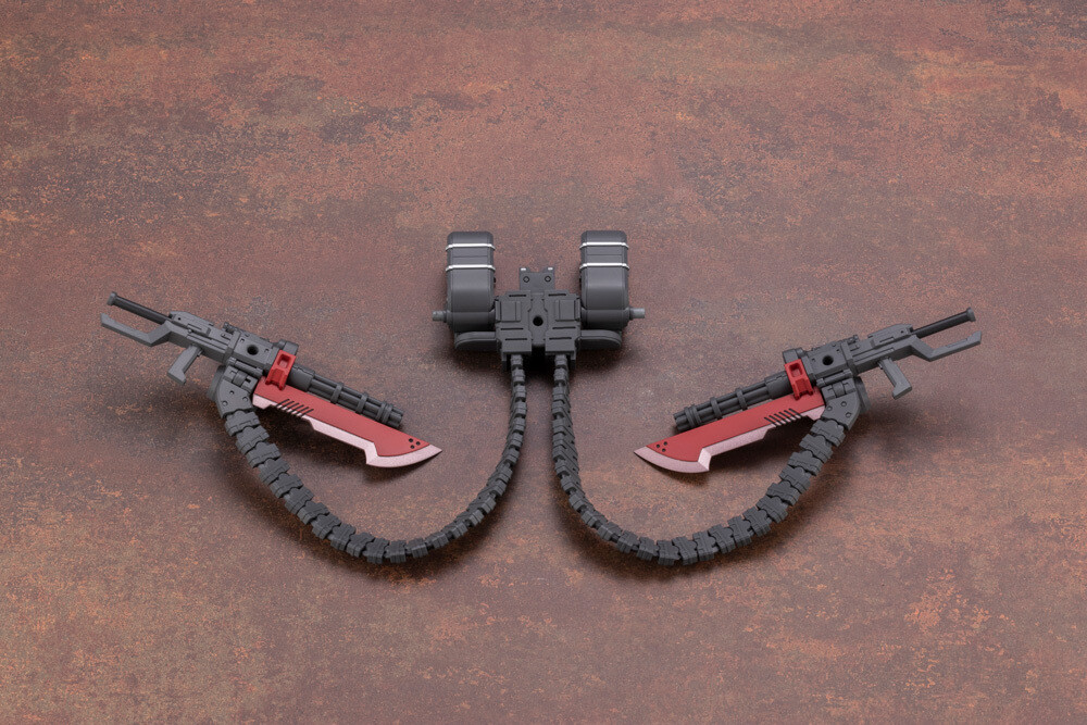 Hexa Gear - Governor Weapons Gatling Blade - Hexa Gear - Governor Weapons Gatling Blade (Clcb)